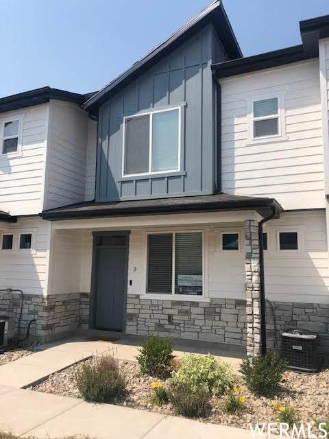 272 E 1725 N #3, North Logan, UT 84341 (#1757322) :: Colemere Realty Associates
