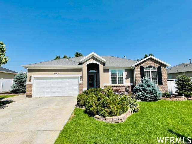 5062 W Wood Ranch Dr, South Jordan, UT 84009 (#1759450) :: C4 Real Estate Team