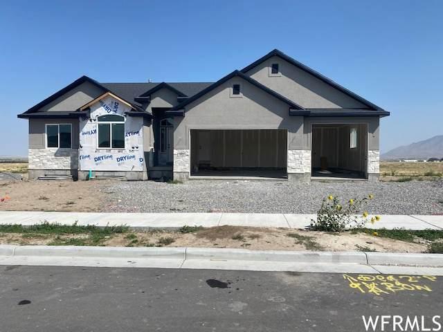 552 W 2030 N #9, Tooele, UT 84074 (MLS #1763250) :: Lookout Real Estate Group