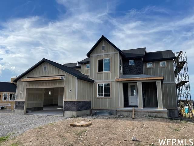 254 W Olympic Ln, Elk Ridge, UT 84651 (#1763677) :: Berkshire Hathaway HomeServices Elite Real Estate