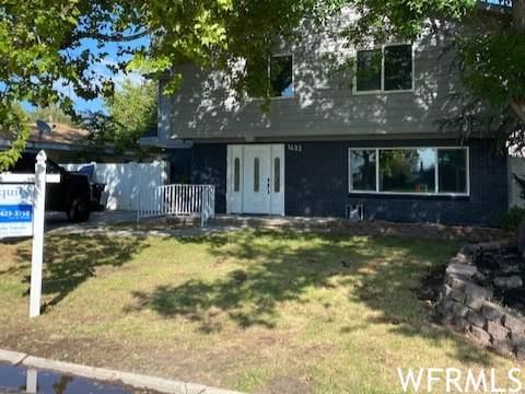 1633 S 720 W, Woods Cross, UT 84087 (#1768606) :: goBE Realty