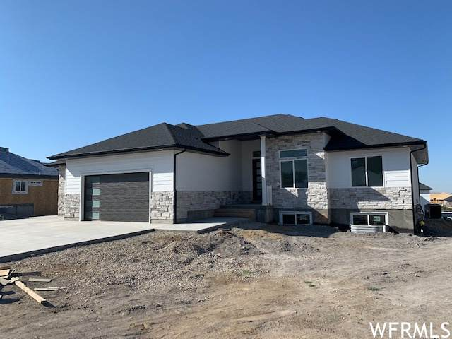 1151 W Mountain Orchard Dr N, Pleasant View, UT 84414 (#1769974) :: Exit Realty Success