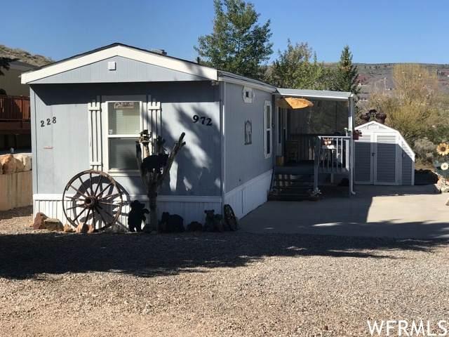 972 E Ridgeway Loop #228, Garden City, UT 84028 (#1770931) :: Utah Dream Properties
