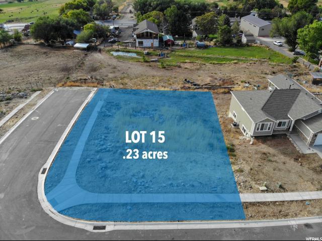812 S 225 E STR LOT 15 E, Willard, UT 84340 (MLS #1409783) :: Lawson Real Estate Team - Engel & Völkers