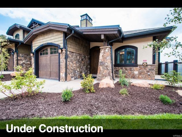 4228 Fairway Ln E-4, Park City, UT 84098 (#1421877) :: Bustos Real Estate | Keller Williams Utah Realtors