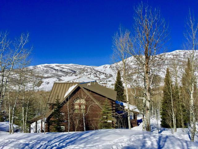 4571 E Sugar Pine Dr #723, Oakley, UT 84055 (MLS #1429066) :: High Country Properties