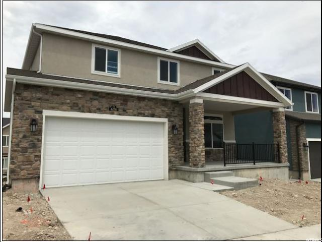 5256 W Hadleywood Way, Herriman, UT 84096 (#1449045) :: goBE Realty