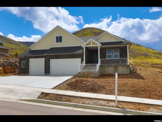 6621 W Cedar Butte Cir, Herriman, UT 84096 (#1455125) :: Colemere Realty Associates