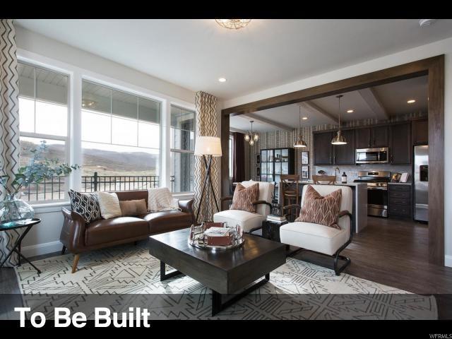 1093 W Cattail Ct G3, Kamas, UT 84036 (MLS #1456462) :: High Country Properties