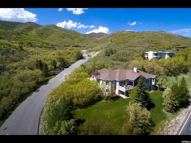 730 N Emigration Estates Rd, Salt Lake City, UT 84108 (#1469725) :: The Fields Team