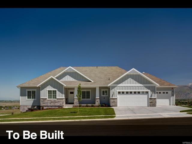1179 N Rocky Mtn Way E #54, Elk Ridge, UT 84651 (#1480091) :: Big Key Real Estate