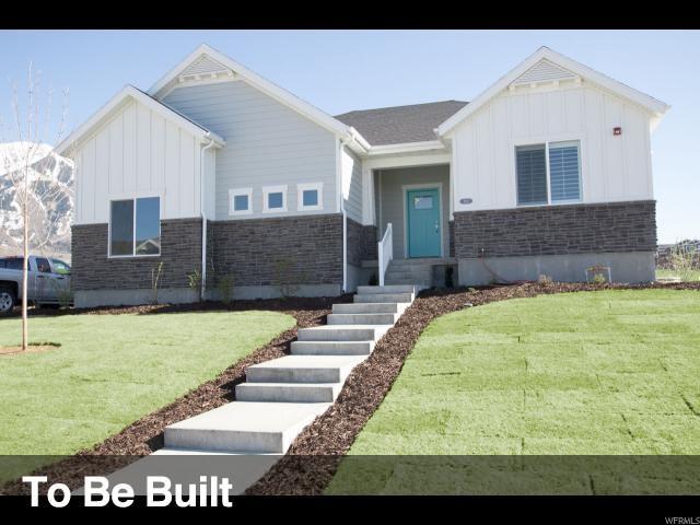 160 E Deer Run Loop N #42, Elk Ridge, UT 84651 (#1480096) :: Big Key Real Estate