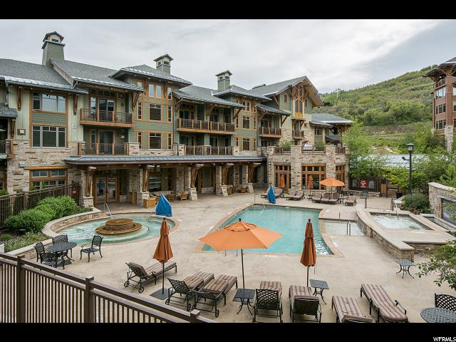 3558 N Escala Ct #350, Park City, UT 84098 (#1482827) :: The Fields Team