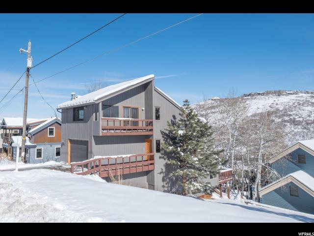 1010 Lowell Ave, Park City, UT 84060 (#1483408) :: Colemere Realty Associates