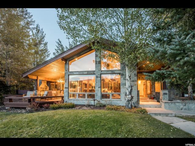 2675 Telemark Dr, Deer Valley, UT 84060 (#1487550) :: Exit Realty Success