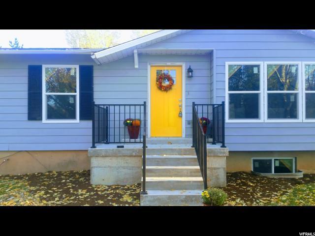 437 W Young St, Morgan, UT 84050 (#1489644) :: Home Rebates Realty