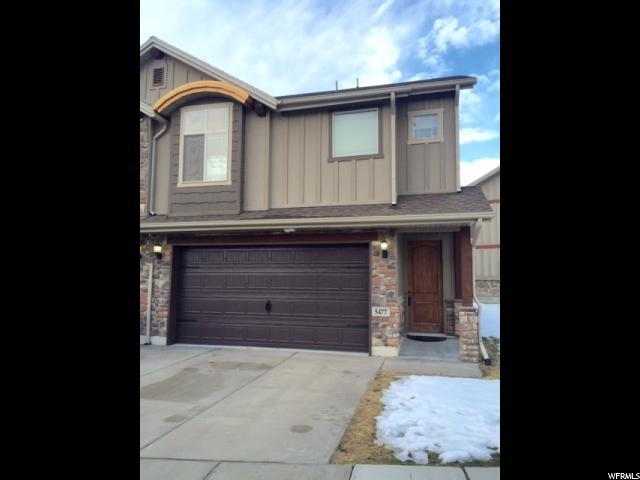 5477 N Aspen Meadow Ln #6, Mountain Green, UT 84050 (#1499320) :: Home Rebates Realty