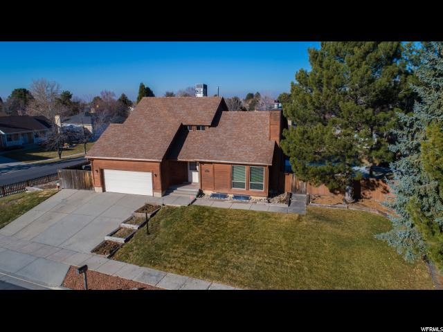 2177 E Karalee Way S, Sandy, UT 84092 (#1500445) :: goBE Realty