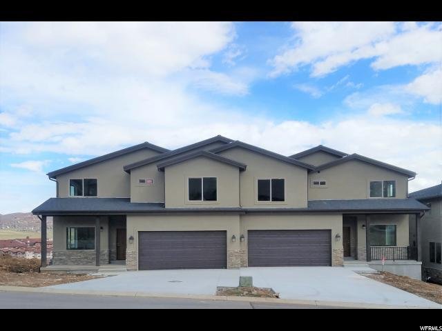 522 Olympic Way #32, Midway, UT 84049 (#1500454) :: Red Sign Team