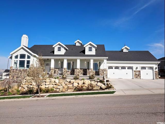 1918 W Little Ridge Way N, Lehi, UT 84043 (#1502754) :: Big Key Real Estate