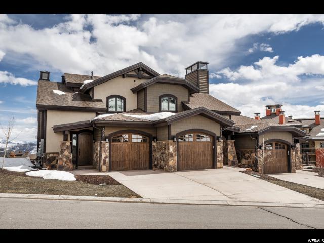 4096 Fairway Ln J-1, Park City, UT 84098 (#1505269) :: Bustos Real Estate | Keller Williams Utah Realtors