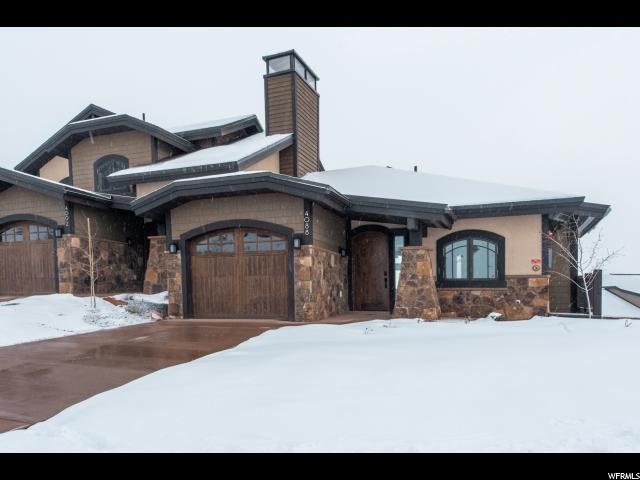 4088 Fairway Ln J-3, Park City, UT 84098 (#1505707) :: The Fields Team