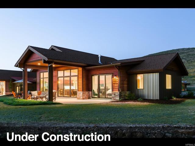 693 Thorn Creek Dr #49, Kamas, UT 84036 (MLS #1508429) :: High Country Properties