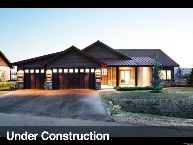 707 Thorn Creek Dr #50, Kamas, UT 84036 (MLS #1508443) :: High Country Properties
