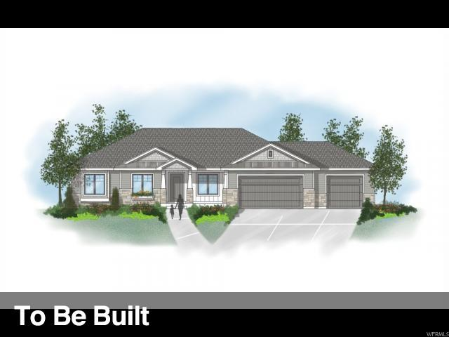 6059 W Chamberry Way, Highland, UT 84003 (#1509135) :: Red Sign Team
