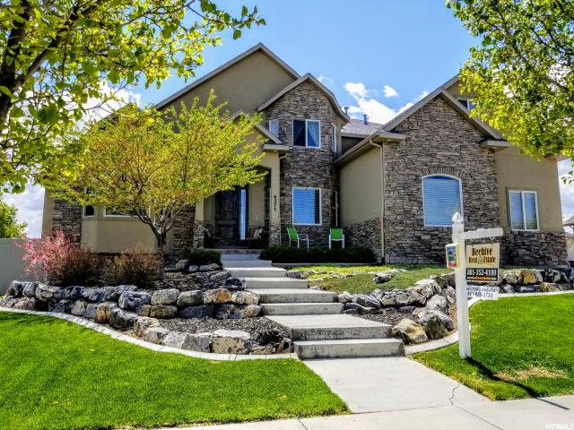 6277 W Freedom Hill Way, Herriman, UT 84065 (#1509709) :: Exit Realty Success