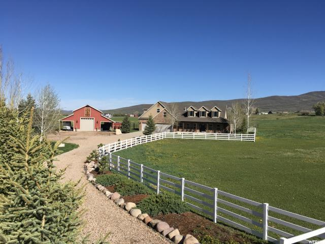 5705 Starr Ln, Oakley, UT 84055 (#1510067) :: The Fields Team