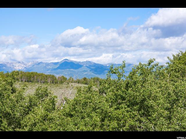 9279 E Aspen Ridge Rd Lot 8, Woodland, UT 84036 (MLS #1511852) :: High Country Properties