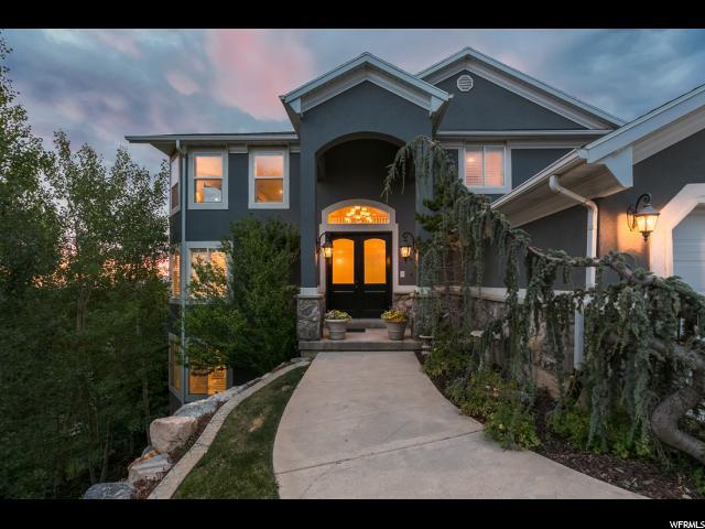 3419 E Gun Club Rd, Holladay, UT 84121 (#1513223) :: Eccles Group