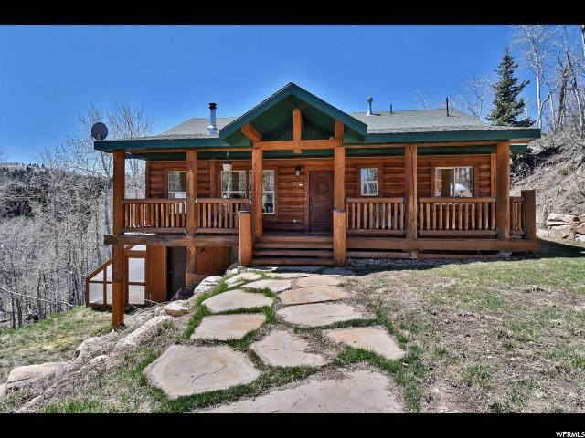 1091 Beaver Cir D-19, Wanship, UT 84017 (MLS #1514830) :: High Country Properties
