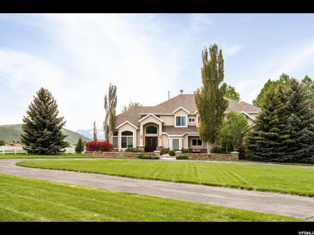 2226 Hidden Creek Ln, Heber City, UT 84032 (MLS #1515785) :: High Country Properties