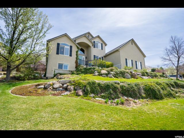 13037 Glacier Point Cir, Draper, UT 84020 (#1518669) :: Big Key Real Estate