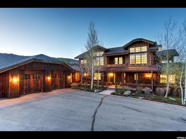 1270 Snow Berry St, Park City, UT 84098 (MLS #1519423) :: High Country Properties
