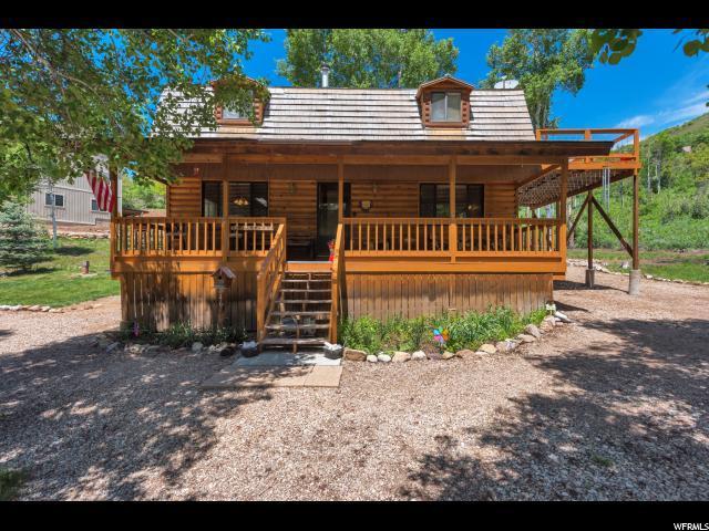 10631 N Moosehollow Ln #46, Oakley, UT 84055 (MLS #1520290) :: High Country Properties