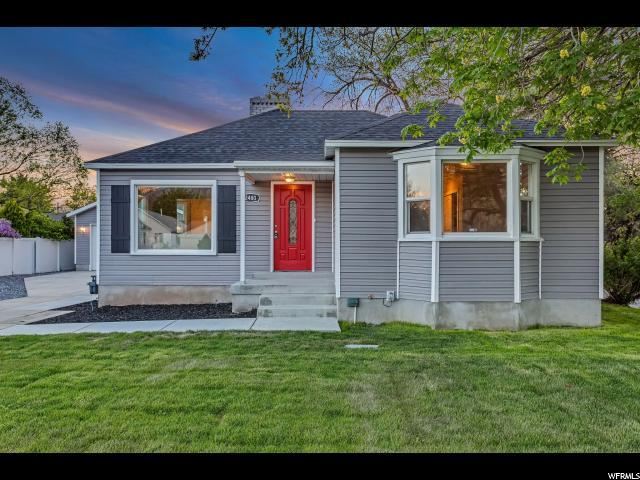 2480 S 1700 E, Salt Lake City, UT 84106 (#1520471) :: Colemere Realty Associates