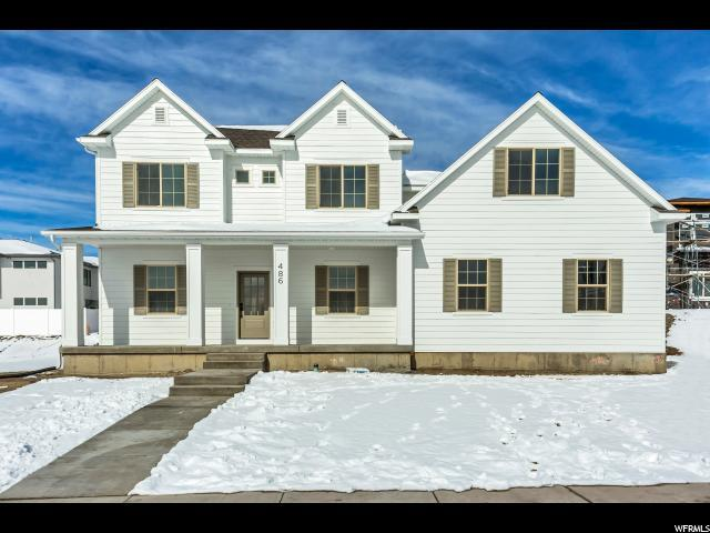 486 W 1040 N #33, American Fork, UT 84003 (#1521504) :: The Canovo Group