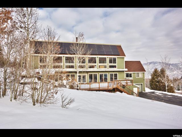 7533 Pinebrook Rd, Park City, UT 84098 (MLS #1521764) :: High Country Properties