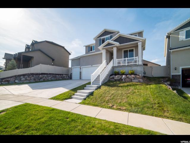 502 W Jack Frost Way #3013, Saratoga Springs, UT 84045 (#1524063) :: Exit Realty Success