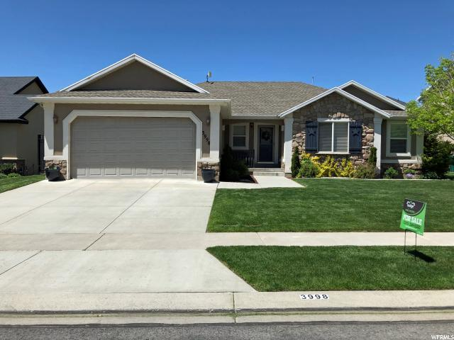 3998 W Troon St, Cedar Hills, UT 84062 (#1524759) :: R&R Realty Group