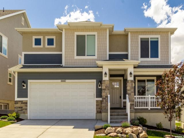 14442 S Chrome Rd, Herriman, UT 84096 (#1525642) :: The Fields Team