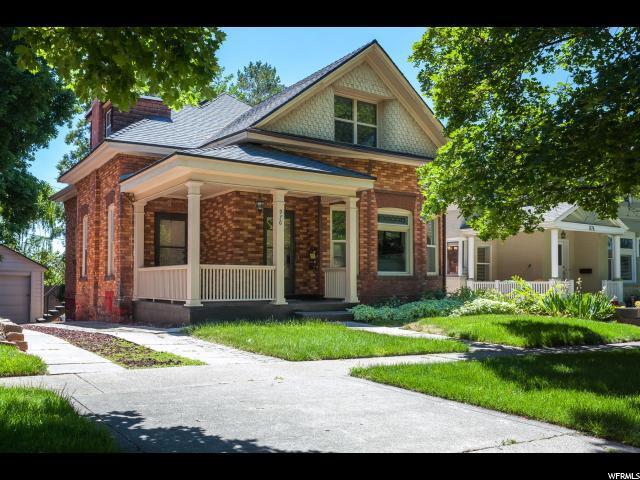 976 E 1ST Ave, Salt Lake City, UT 84103 (#1527362) :: Colemere Realty Associates
