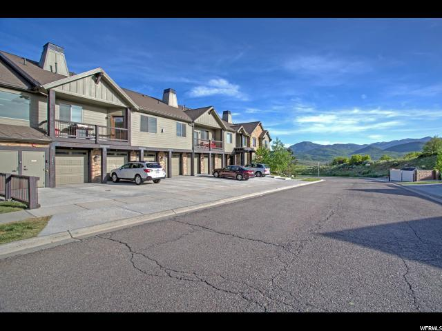 1291 W Black Rock Trl #G, Heber City, UT 84032 (MLS #1530987) :: High Country Properties