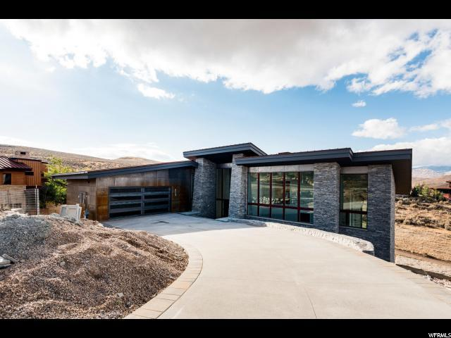 2826 E Westview Trl, Park City, UT 84098 (#1532072) :: Action Team Realty
