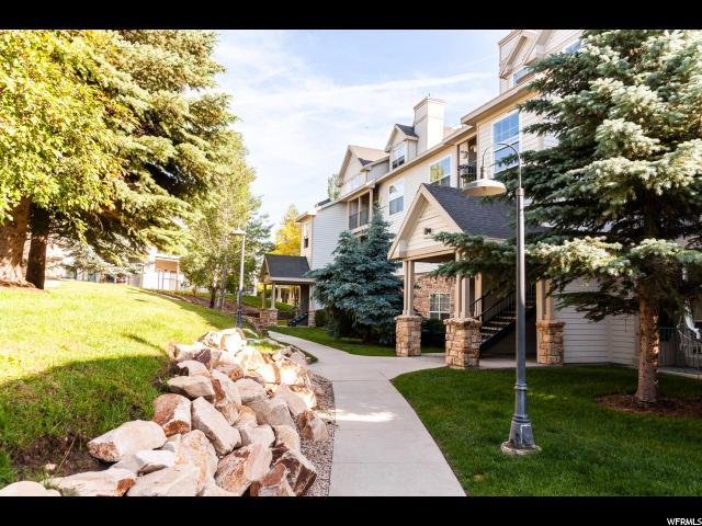 900 Bitner Rd F-30, Park City, UT 84098 (MLS #1534187) :: High Country Properties