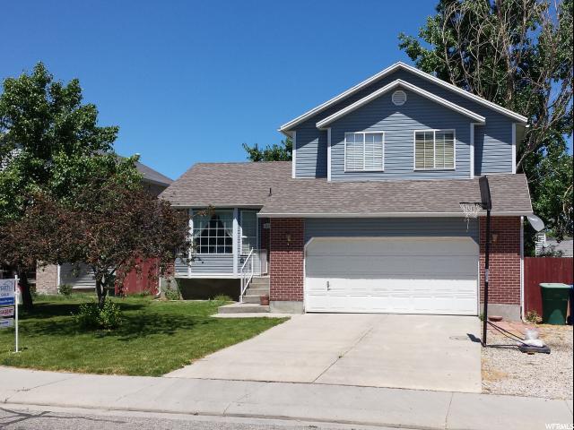 5478 W Aristada Ave, West Jordan, UT 84081 (#1536233) :: Bustos Real Estate   Keller Williams Utah Realtors