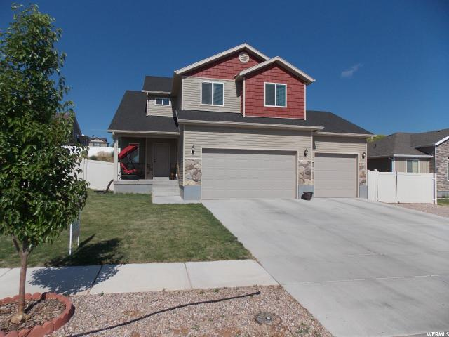3832 S 410 W, Vernal, UT 84078 (#1538596) :: goBE Realty